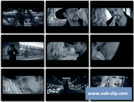 Faith Hill Feat Tim McGraw - Let's Make Love (2000) (VOB)