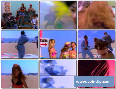 Party - Summer Vacation (1990) (VOB)
