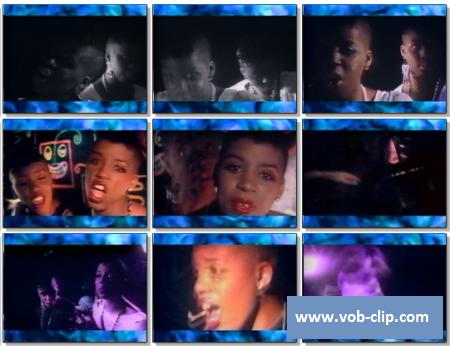 Soho - Hippychick (1990) (VOB)
