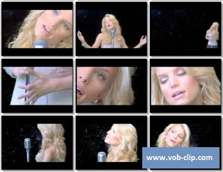 Jessica Simpson - O Holy Night (2004) (VOB)