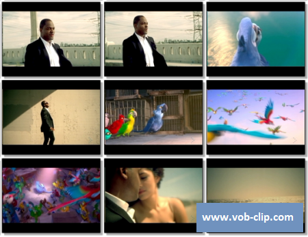 Taio Cruz - Telling The World (2011) (VOB)