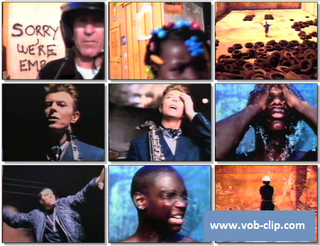 David Bowie - Black Tie White Noise (1993) (VOB)