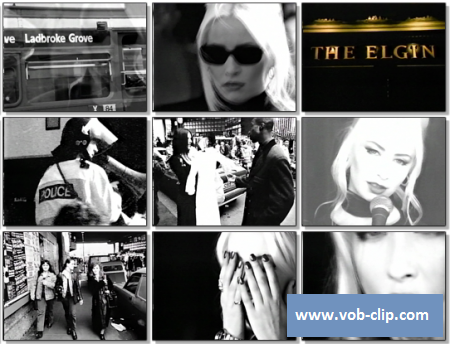 Wendy James (Transvision Vamp) - London's Brilliant (1993) (VOB)