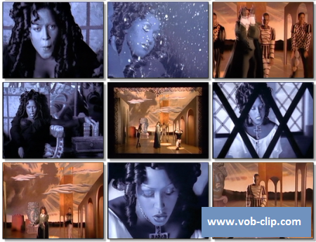 Mica Paris - I Want To Hold On To You (1993) (VOB)