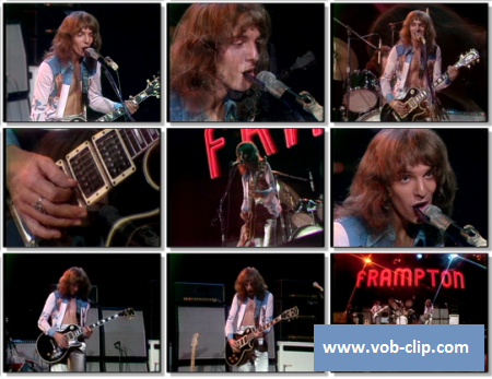 Peter Frampton - Do You Feel Like We Do (From The Midnight Special) (1975) (VOB)