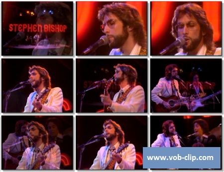 Stephen Bishop - On And On (1977) (VOB)