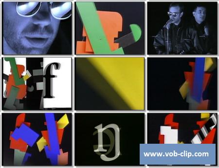 Elektric Music - Lifestyle (1993) (VOB)