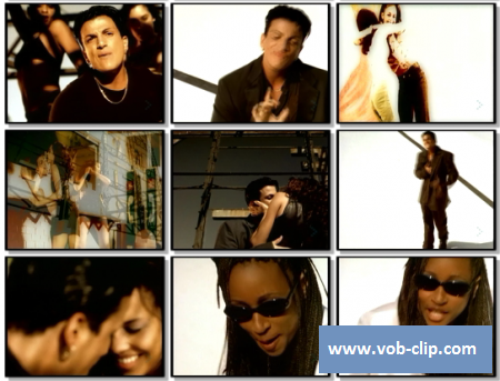 Peter Andre - All About Us (1997) (VOB)