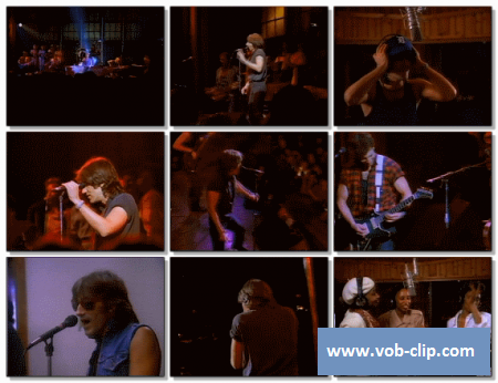 John Cafferty And The Beaver Brown Band - CITY (1985) (VOB)