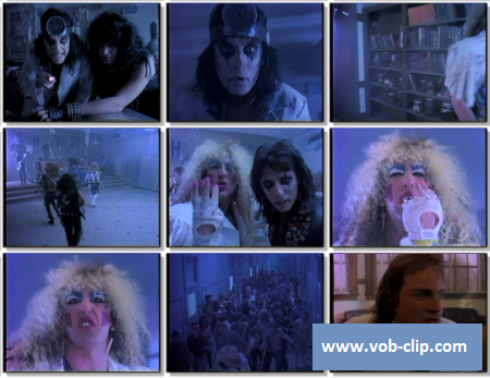 Twisted Sister - Be Chrool To Your Scuel (1985) (VOB)