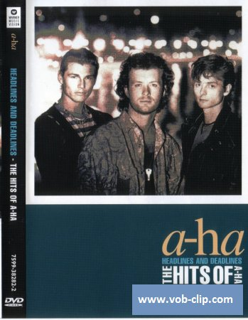 A-HA - Headlines And Deadlines - The Hits Of A-HA (1999) (DVD5)