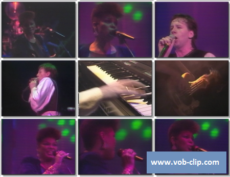 Simple Minds - Once Upon A Time (1985) (VOB)