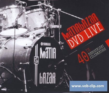 Matia Bazar - Live 40th Anniversary Celebration (2015) (DVD9)