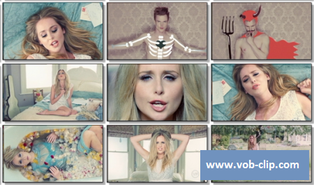 Diana Vickers - The Boy Who Murdered Love (2010) (VOB)