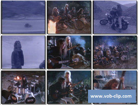 W.A.S.P - Forever Free (2009) (VOB)