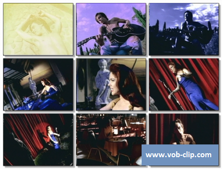 Iggy Pop Feat Kate Pierson (B-52'S) - Candy (1990) (VOB)