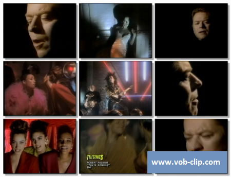 Robert Palmer - You're Amazing (1990) (VOB)