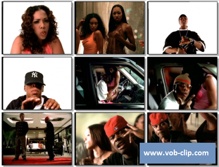 Memphis Bleek feat. Jay-Z and Missy Elliott - Is That Your Chick (2002) (VOB)
