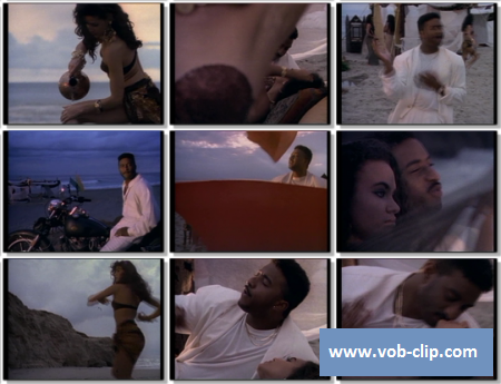 Samuelle - Black Paradise (1990) (VOB)