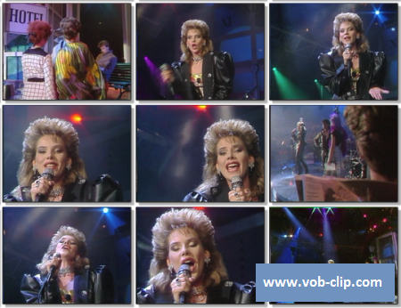 C.C. Catch - Heartbreak Hotel (1986) (VOB)