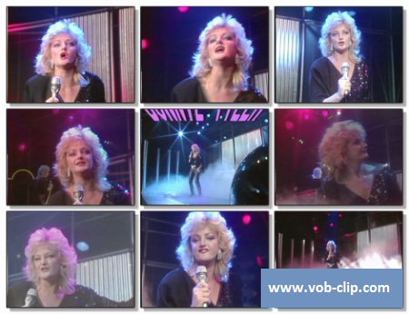Bonnie Tyler - Strainght From The Heart (1986) (VOB)