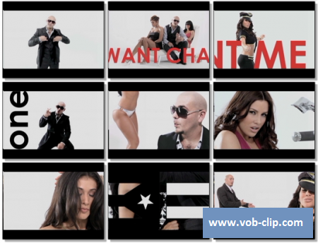 Pitbull - I Know You Want Me (Calle Ocho) (Defective Noise Club Mix) (Dj Saturn Video Edit) (2009) (VOB)