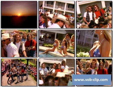 Little Texas - God Blessed Texas (1993) (VOB)