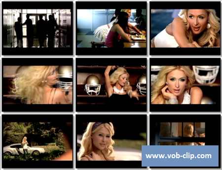 Paris Hilton - Nothing In This World (2008) (VOB)