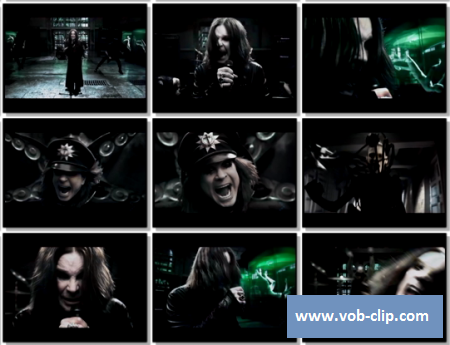 Ozzy Osbourne - Let Me Hear You Scream (2010) (VOB)
