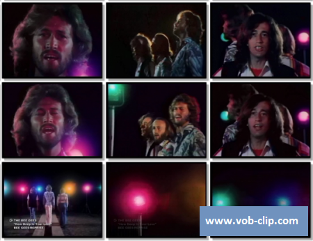 Bee Gees - How Deep Is Your Love (1978) (VOB)