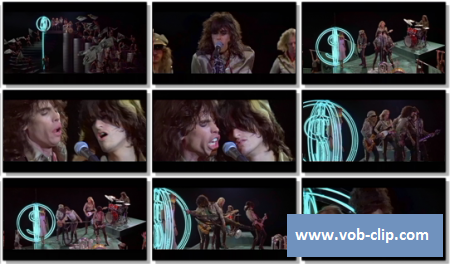Aerosmith - Come Together (1978) (VOB)