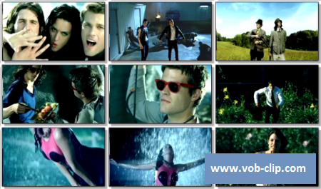 3OH!3 feat. Katy Perry - Starstrukk (Extended Version) (2009) (VOB)