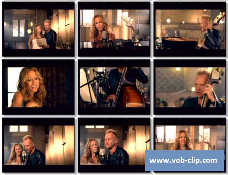 Sheryl Crow Feat. Sting - Always On Your Side (2006) (VOB)