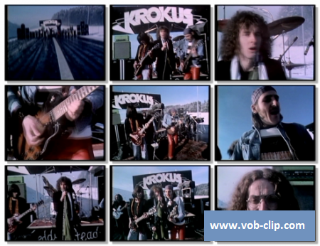 Krokus - Highway Song (1977) (VOB)