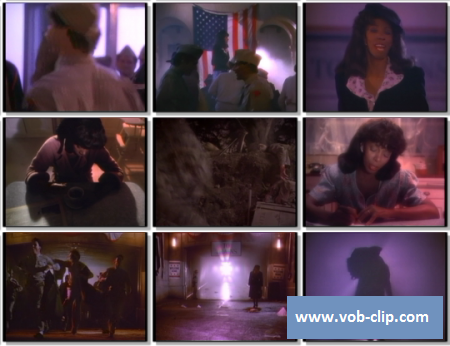 Donna Summer - There Goes My Baby (1989) (VOB)