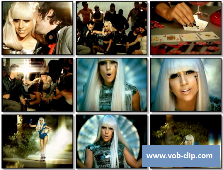 Lady GaGa - Poker Face (2009) (VOB)