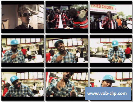 Clipse feat. Cam'ron - Popular Demand (Popeyes) (2010) (VOB)