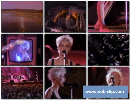 Roxette - Listen To Your Heart (1988) (VOB)
