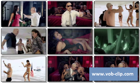 Pitbull Feat. TJR - Don't Stop The Party (Extended Version) (2013) (VOB)