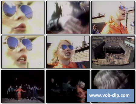 Blondie - Union City Blue (1979) (VOB)