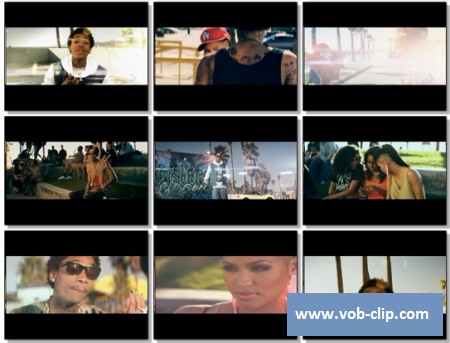 Wiz Khalifa - Roll Up (2011) (VOB)