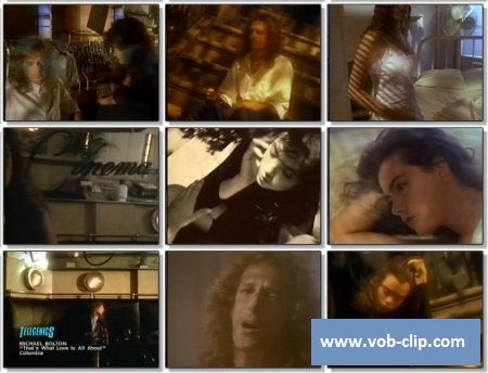 Michael Bolton - That's What Love Is All About (1987) (VOB)