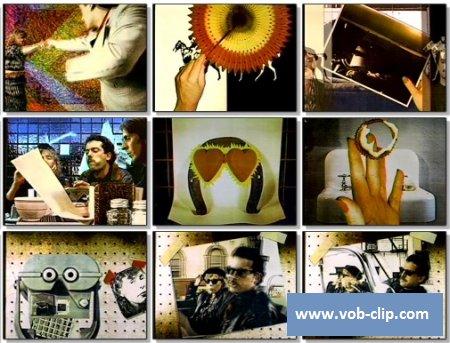 Joni Mitchell - Good Friends (1985) (VOB)