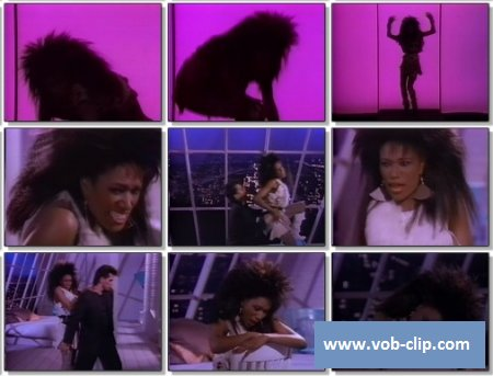 Bonnie Pointer - The Beast In Me (1984) (VOB)