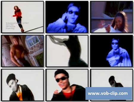Technotronic feat. Ya Kid K - Move This (1993) (VOB)