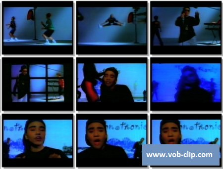 Technotronic - Get Up (1989) (VOB)
