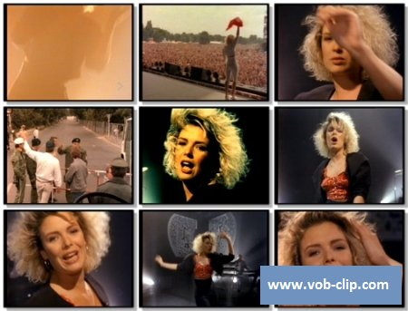Kim Wilde - You Came (1989) (VOB)