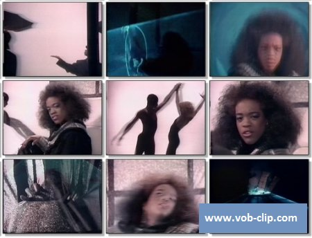 Evelyn Champagne King - Out Of Control (1984) (VOB)