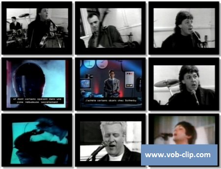 Paul McCartney - My Brave Face (1989) (Version 1) (VOB)