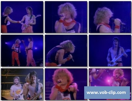 Van Halen - Best  Of Both Worlds (1986) (VOB)